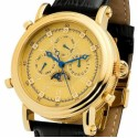 Calvaneo 1583 Estemia Diamond Gold watch