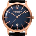 Cornavin Bellevue Rose Gold Blue watch