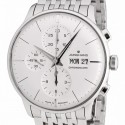 poze ceas Armand Nicolet M02 Big Date Automatic Steel White 3