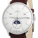 poze ceas Armand Nicolet L10 Central Seconds Steel White