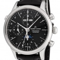 poze ceas Union Glashutte Belisar Moonphase Steel