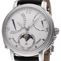 poze ceas Armand Nicolet L06 Small Second Steel White