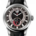 poze ceas Corum Leap Second Titanium Black