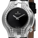 poze ceas Baume Mercier Hampton Classic Steel Diamonds