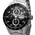 poze ceas Tag Heuer Aquaracer Automatic Chronograph Steel Black 2