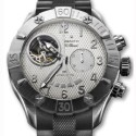 poze ceas Eterna Soleure Moonphase Chrono Steel Black