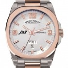 Armand Nicolet J09 Steel Rose watch