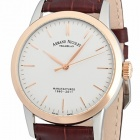 Poze ceas Armand Nicolet L10 Central Seconds Steel Gold White