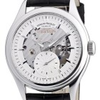 Poze ceas Armand Nicolet LE Small Second White Gold