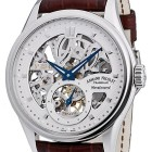 ceas Armand Nicolet LS8 Small Second Steel White