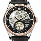 Armand Nicolet LS8 Steel Black Rose watch