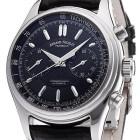 Poze ceas Armand Nicolet M02 Chronograph Steel Black Leather