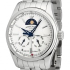 Images of Armand Nicolet M02 Complete Calendar Steel watch