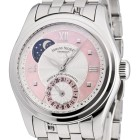 Poze ceas Armand Nicolet M02 Moon Date Lady Pink 2
