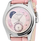 Poze ceas Armand Nicolet M02 Moon Date Lady Pink 3