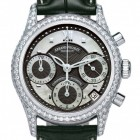 Poze ceas Armand Nicolet M03 Chrono Steel Black Diamonds 2