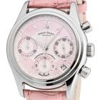 Poze ceas Armand Nicolet M03 Date Chrono Steel Pink