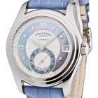 Poze ceas Armand Nicolet M03 Small Seconds Date Steel Blue 2
