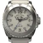 Poze ceas Armand Nicolet SL5 Date Steel White