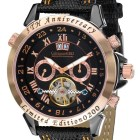 Poze ceas Calvaneo 1583 Astonia 5 Rose Gold Black