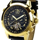 Calvaneo 1583 Astonia Diamond Black Gold