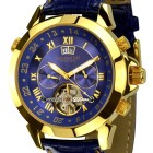 Poze ceas Calvaneo 1583 Astonia Gold Blue