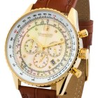 Ceas Calvaneo 1583 Defcon Diamond Gold