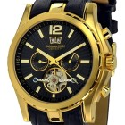 Poze ceas Calvaneo 1583 Density Gold Black