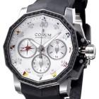 Poze ceas Corum Admirals Cup Challenge Steel White