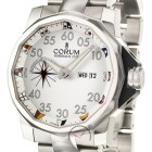 Poze ceas Corum Admirals Cup Competition Steel White