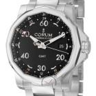 Poze ceas Corum Admirals Cup GMT Steel Black Bracelet