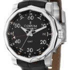 Poze ceas Corum Admirals Cup GMT Steel Black