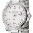 Poze ceas Corum Admirals Cup GMT Steel White Bracelet