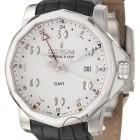 Poze ceas Corum Admirals Cup GMT Steel White