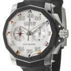 Poze ceas Corum Leap Second Titanium Black White