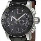 Poze ceas Corum Romulus Chronograph Steel Black 2