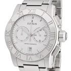Poze ceas Corum Romulus Chronograph Steel White Bracelet