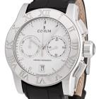 Poze ceas Corum Romulus Chronograph Steel White
