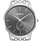 Ceas Doxa Slim Line Steel Grey