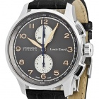 Poze ceas Louis Erard 1931 Chronograph Steel Grey