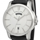 Maurice Lacroix Pontos Day-Date Steel watch