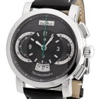 Poze ceas Paul Picot Technograph Steel Grey