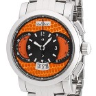 Poze ceas Paul Picot Technograph Wild Steel Orange 2