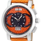 Poze ceas Paul Picot Technograph Wild Steel Orange