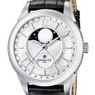 Poze ceas Perrelet Moonphase Automatic Steel