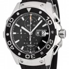 Poze ceas Tag Heuer Aquaracer Automatic Steel Black