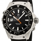 ceas Tag Heuer Aquaracer Steel Black 2