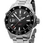 Poze ceas Tag Heuer Aquaracer Steel Black 3