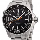 Poze ceas Tag Heuer Aquaracer Steel Black 5