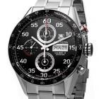 ceas Tag Heuer Carrera Automatic Steel Black 3
